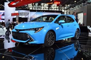 Az új Toyota Corolla is összkerékhajtást kaphat