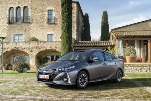 Korszerűbb formában folytatja pályafutását egyes piacokon a Toyota Prius