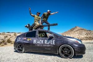 Íme a világ legpusztítóbb Toyota Priusa
