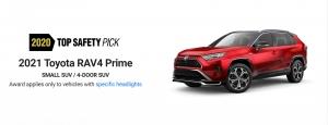 Különösen biztonságos a Toyota plug-in hibrid szabadidőjárműve