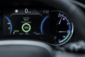 A Toyota RAV4 Plug-In Hibrid az EPA kutatása szerint kategóriája legtisztább képviselője