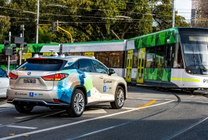 A Lexus-szal indul útjára az ausztrál autonóm mobilitási program