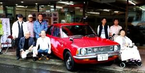 Az idén fél évszázados Corolla, amelynek egy egész nemzet szurkolt