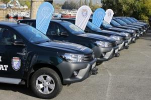 Kizárólag Toyota Hilux-szal dolgoznak a magyar halőrök