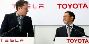 Együttműködésre készül a Toyota és a Tesla?