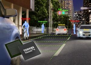 A Lexus gyalogosfelismerő kamerái a leghatékonyabbak