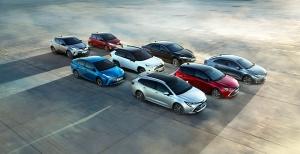 A Toyota az internet legkeresettebb autómárkája volt 2020-ban