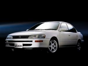 Ez a világ legritkább Corollája, melyből mindössze tíz darabot értékesítettek