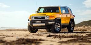 Visszatér a Toyota retro-terepjárója