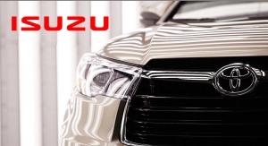 Megújítja együttműködését a Toyota és az Isuzu