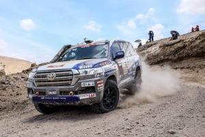 Már a következő Dakarra készül a többszörös kategóriagyőztes Toyota Land Cruiser