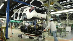 Elkészült a tízezredik Toyota Mirai