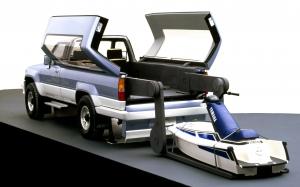 Az ismeretlen Toyota tanulmányautó, ami megváltást hozhatott volna a szörfösök életébe
