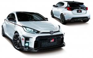 Még vadabb lett a Toyota városi szépsége