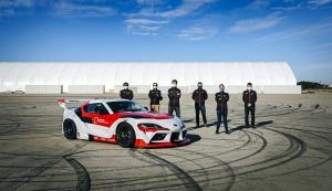 Akár driftelésre is képes a Toyota önvezető-technológiája