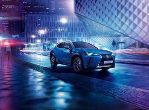 Megkezdődött az elektromos Lexus UX 300e kínai forgalmazása