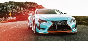 Variációk egy témára: Lexus LC tuningváltozatok
