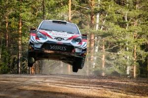 A Toyota Yaris nyerte az Év Raliautója címet