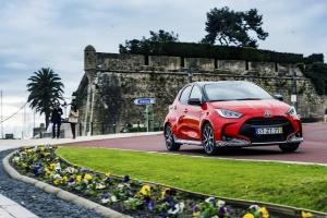 A Toyota Yaris Európa legkeresettebb autója