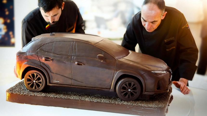 Lexus UX: nincs ennél édesebb szabadidőjármű