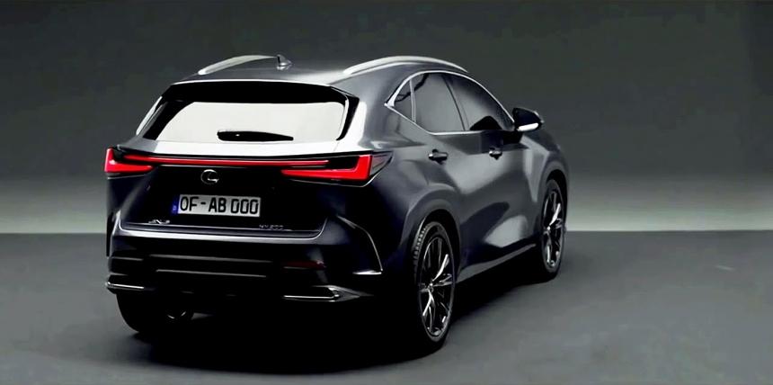 Minden, amit a hamarosan bemutatkozó új generációs Lexus NX-ről jelenleg tudni lehet
