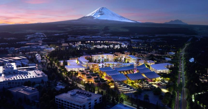 A Toyota megépíti a jövő városát