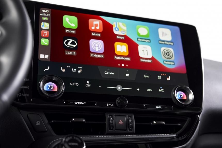 Alapjaitól újult meg, páratlan felhasználói élményt ígér a Lexus új generációs multimédiás rendszere
