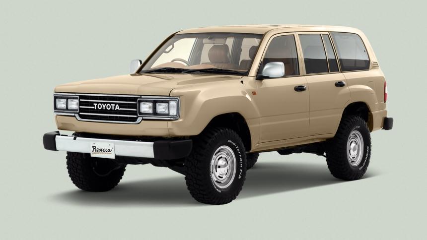 Sosem volt veterán Toyotákat gyárt egy kicsi, de világhírű japán műhely