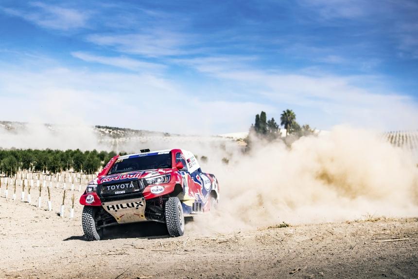 A Toyota és el-Attija győzött a 2021-es Dakar főpróbáján