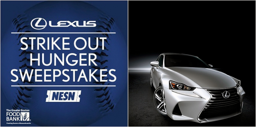 Kiüti az éhséget a Lexus