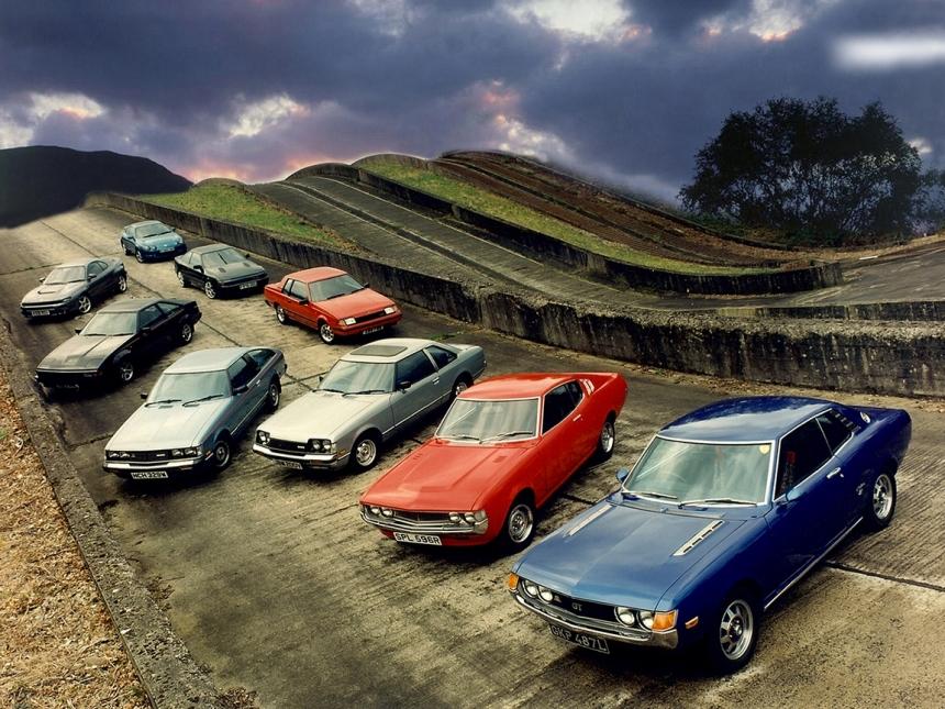 Egy lépéssel a trendek előtt: ötven éves a Toyota Celica