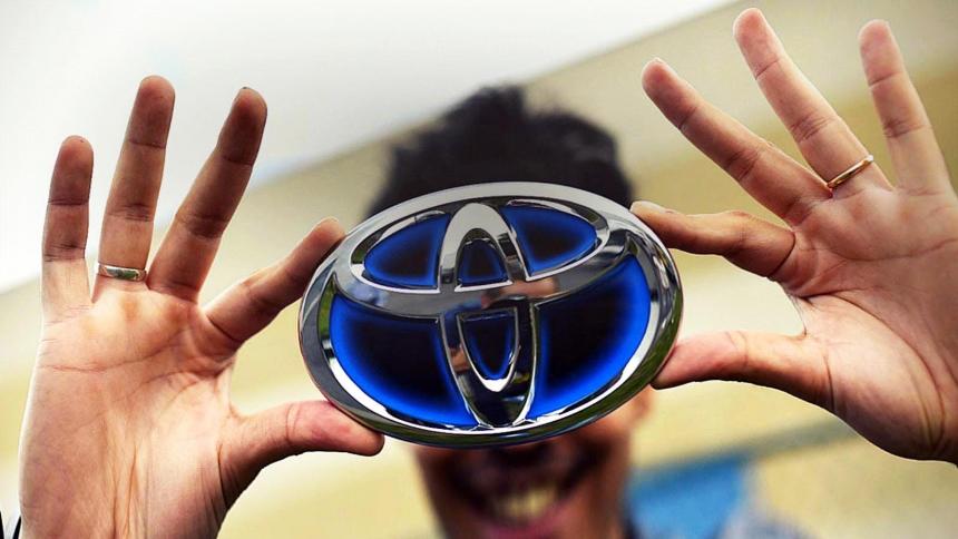 Sorban tizedszer a Toyota a világ legnépszerűbb autómárkája
