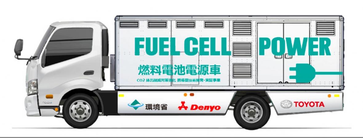 Emissziómentes, mozgó erőművet fejleszt a Toyota