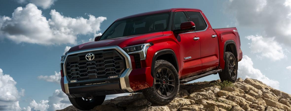 Új Tundra: megkezdődött a Toyota haszonjárművek jövője
