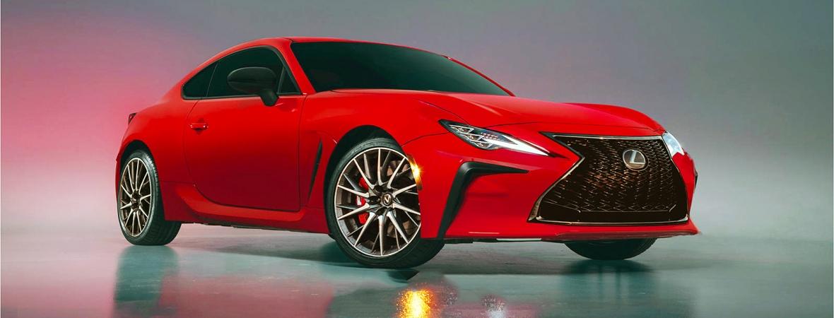 Kompakt sportkupét fejleszthet a Lexus