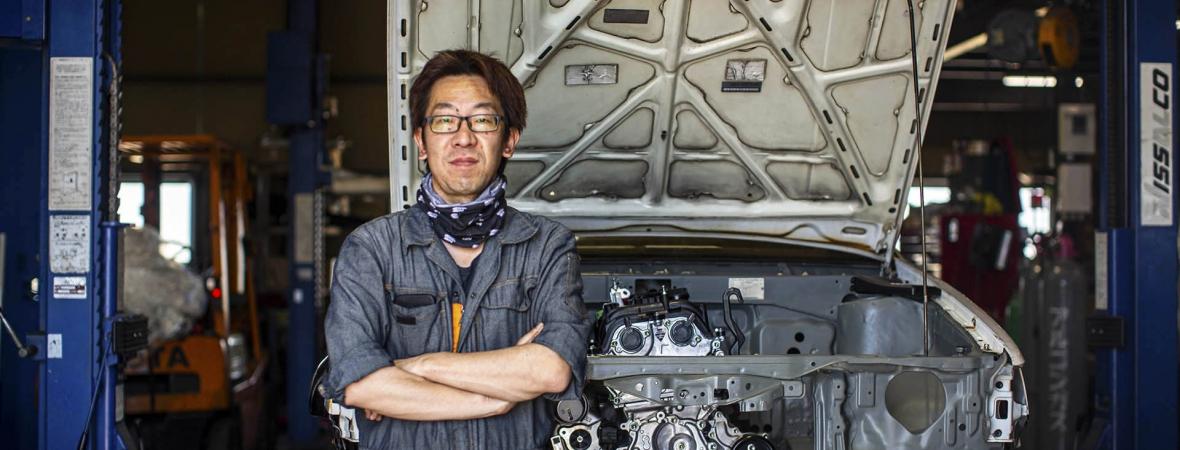 Ikonikus és tökéletes: Toyota AE 86 restomod GR Yaris motorral