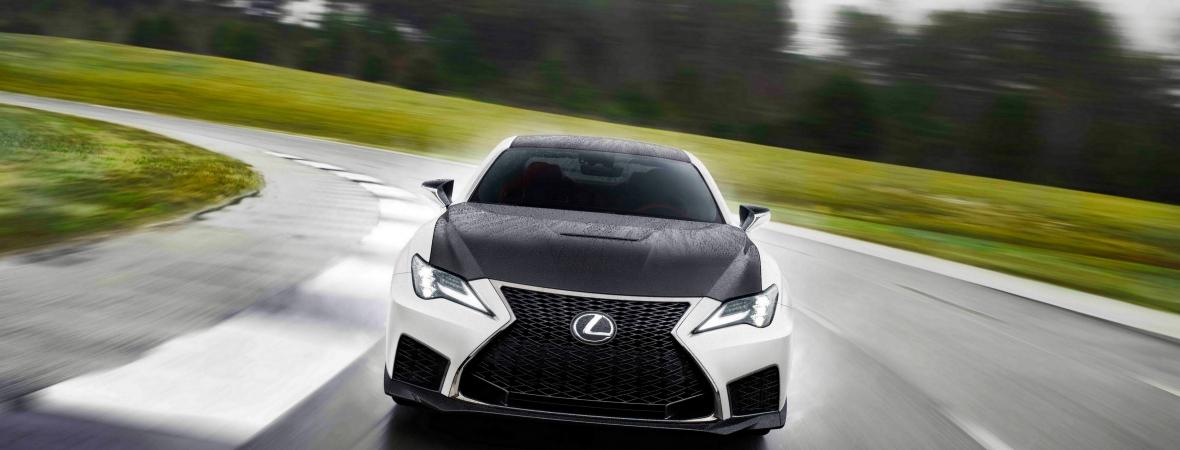 Csupán hatvan példány készül a Lexus utcai versenyautójából