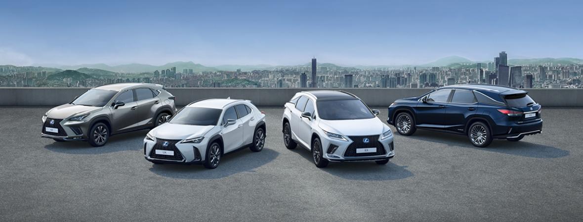 Európában több mint negyedmillió hibrid szabadidőjárművet értékesített a Lexus