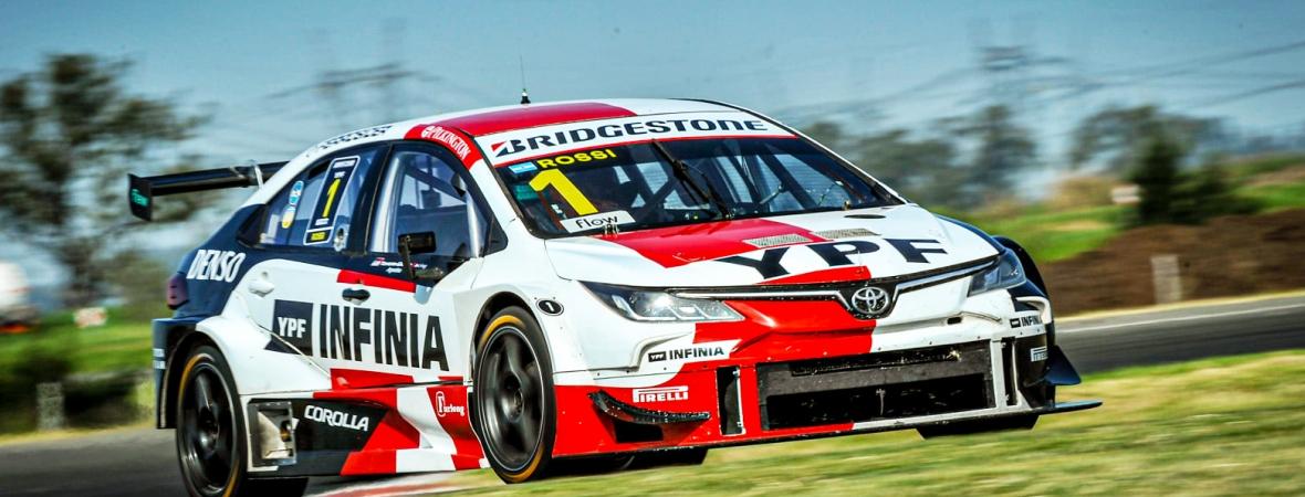 Hivatalos: TCR versenyautó épül a Toyota Corollából
