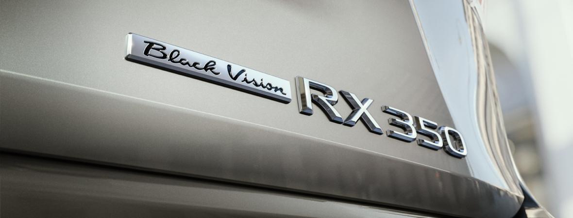Sportmodellel bővült a Lexus RX palettája