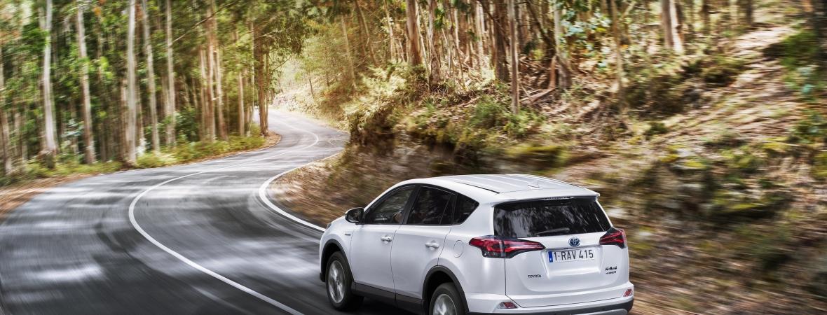 A What Car monstre felmérése szerint a Toyota RAV4 a legmegbízhatóbb középkategóriás szabadidőjármű