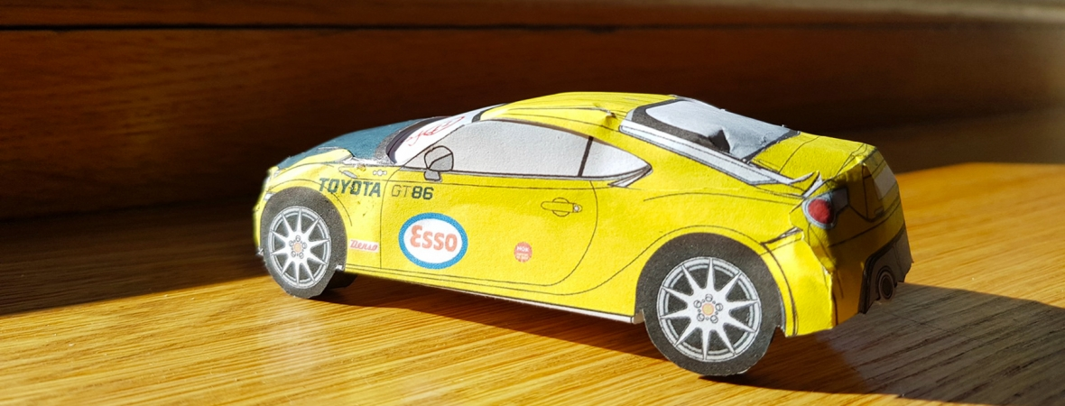 Tökéletes unaloműző karantén idejére: Hajtogasson Toyota sportkupét!