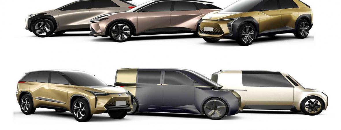 Másfél éven belül két új elektromos Toyota modell érkezik