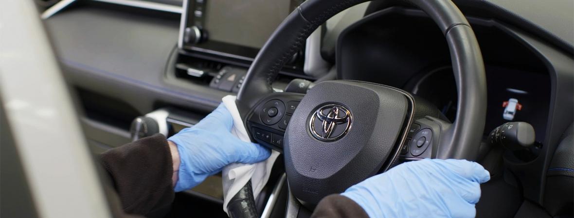 Így fertőtlenítsük az autónkat járvány idején