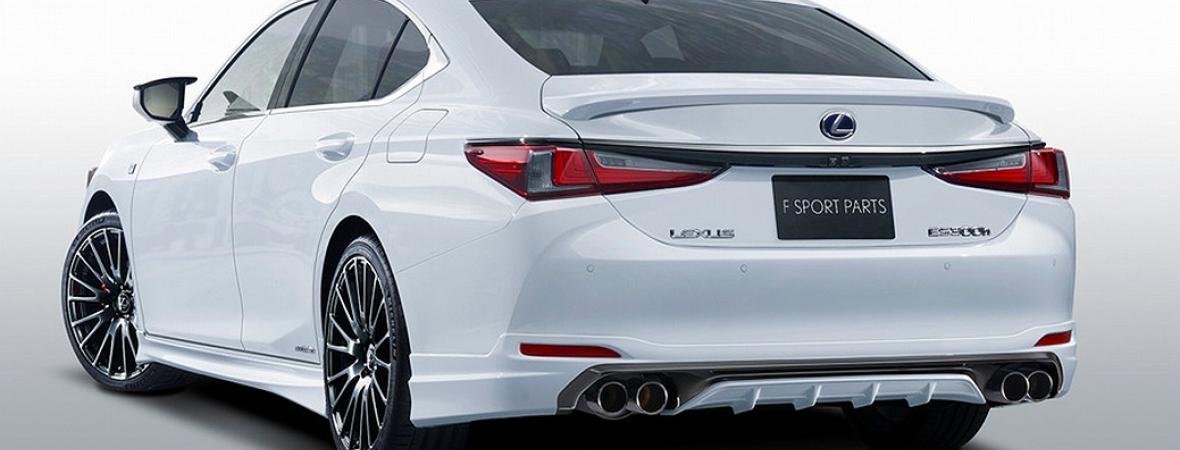 A TRD csiszolta tökéletesre a Lexus ES-t