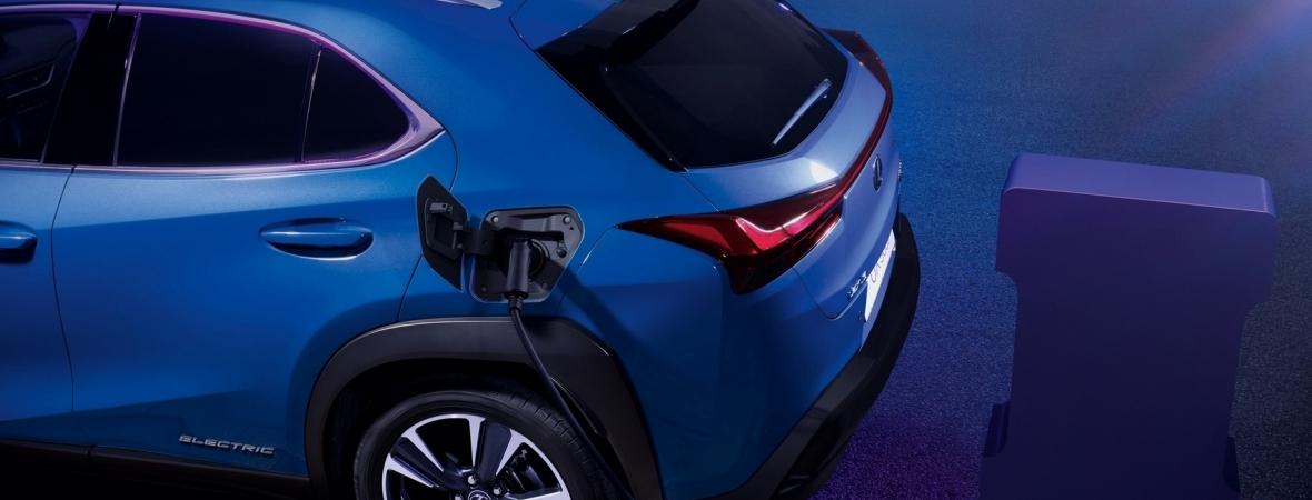 Milyen a Lexus, ha elektromos?