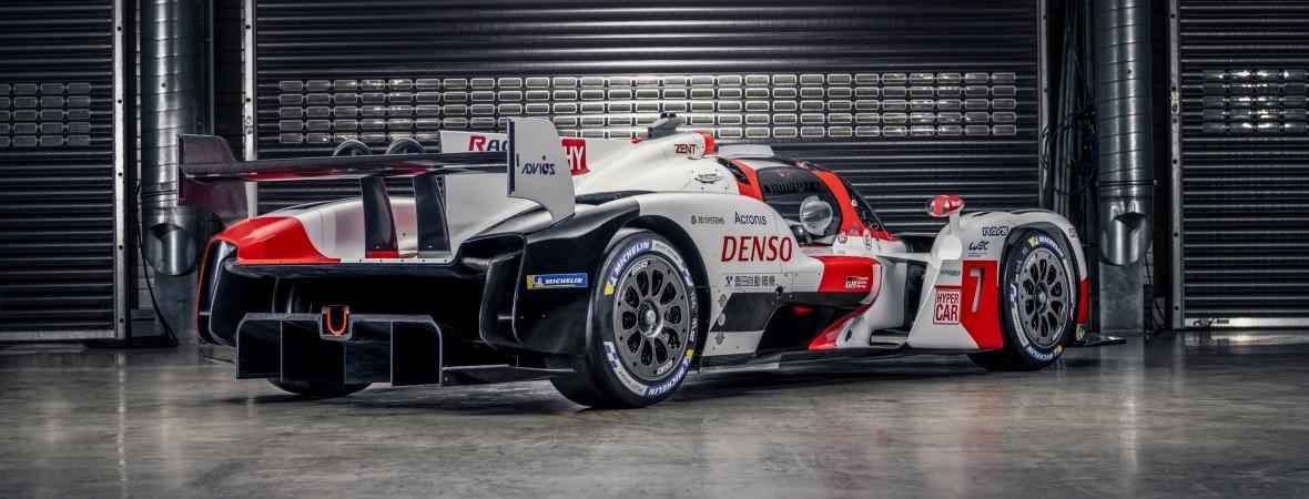 Bemutatta vadonatúj Le Mans-i versenyautóját a Toyota
